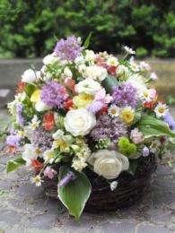 Koszyk Kwiatów Mieszanych