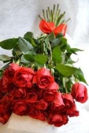 Bukiet MIŁOŚĆ (25 róż)